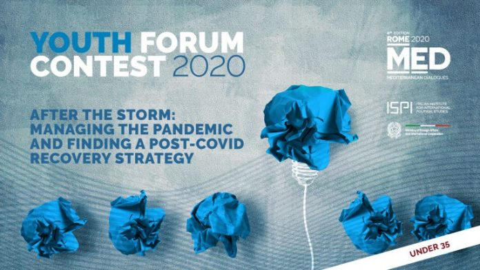 MEDITERRANEAN DIALOGUES (MED) YOUTH FORUM CONTEST 2020