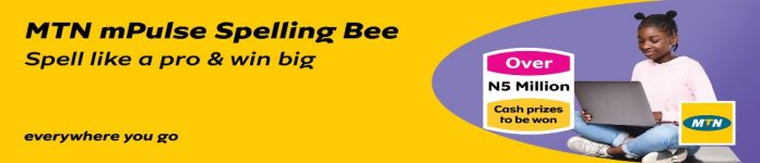 MTN mPulse Spelling Bee Competition 2020 for Nigeria Secondary School Students