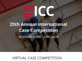 Tepper School of Business International Virtual Case Competition (ICC) 2020