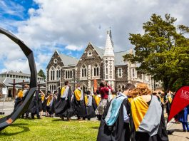 University of Canterbury (UC) International Prospective Students Scholarships