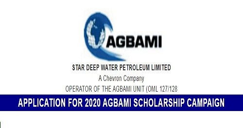 Agbami Scholarship 2020-2021 Application