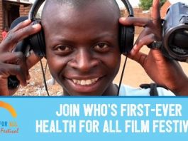 Call for entries: 2nd WHO Health for All Film Festival