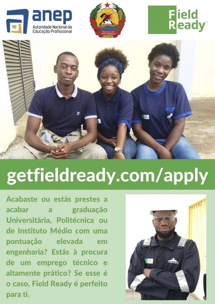 Field Ready Mozambique Youth Programme 2020