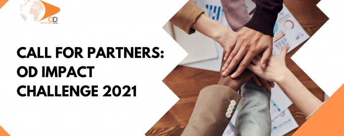 Opportunity Desk – OD Impact Challenge 2021 - Call for Partners