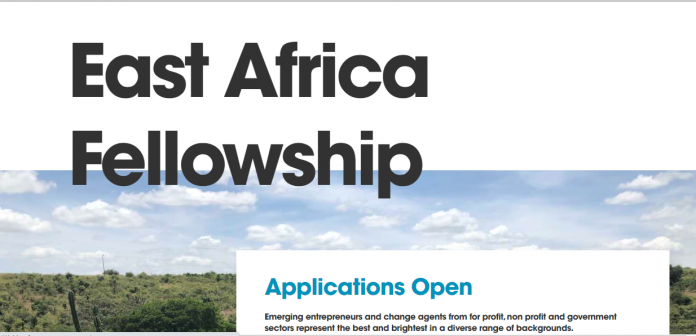 Acumen East Africa Fellowship Application 2021 for Emerging Leaders in East Africa