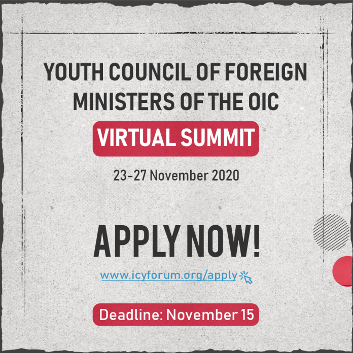 Youth council of Foreign Ministers