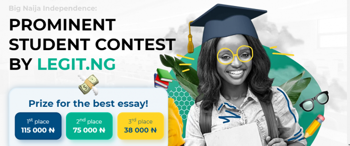 Big Naija Independence Prominent LegitNg Student Contest 2020
