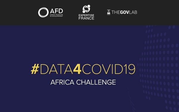 Call for Proposals: 2021 Data4COVID19 Africa Challenge (EUR 100,000 in funding)