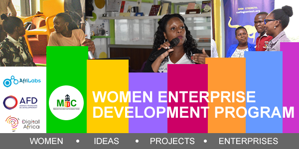 MIIC - Women Enterprise Development Program 2021