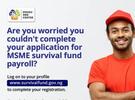 MSME Survival Fund Payroll Support Scheme Portal Reopened