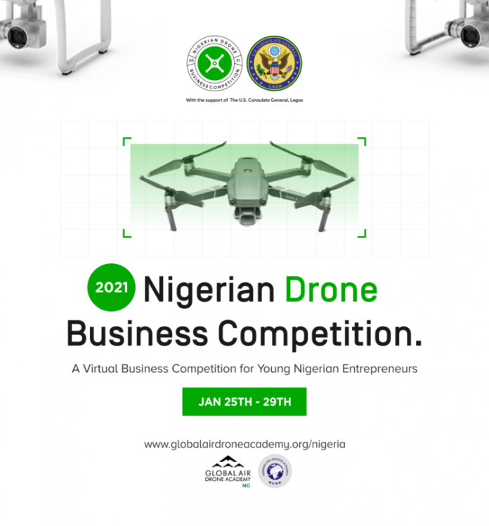 Nigerian Drone Business Competition 2021 for Young Entrepreneurs