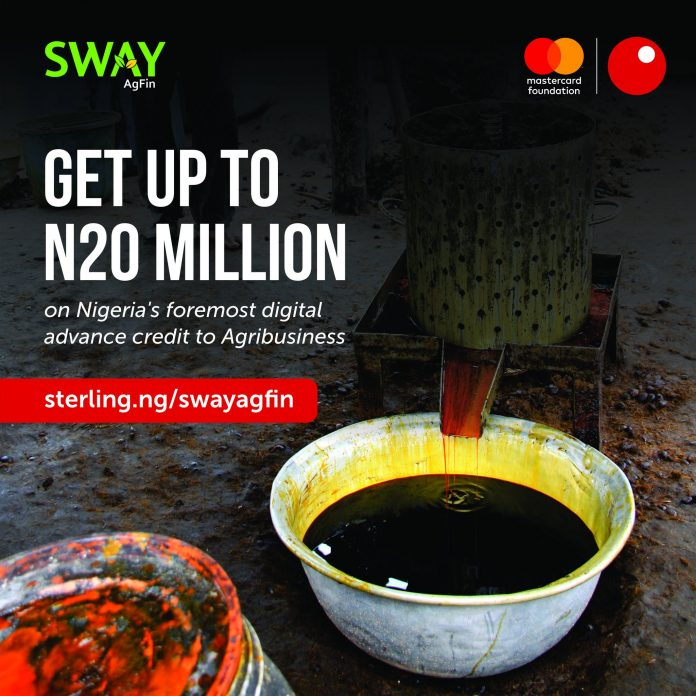 SWAY AGFIN Fund for Nigeria Agro Entrepreneurs