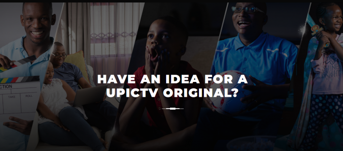 Submit a Programme for a UPICTV Original