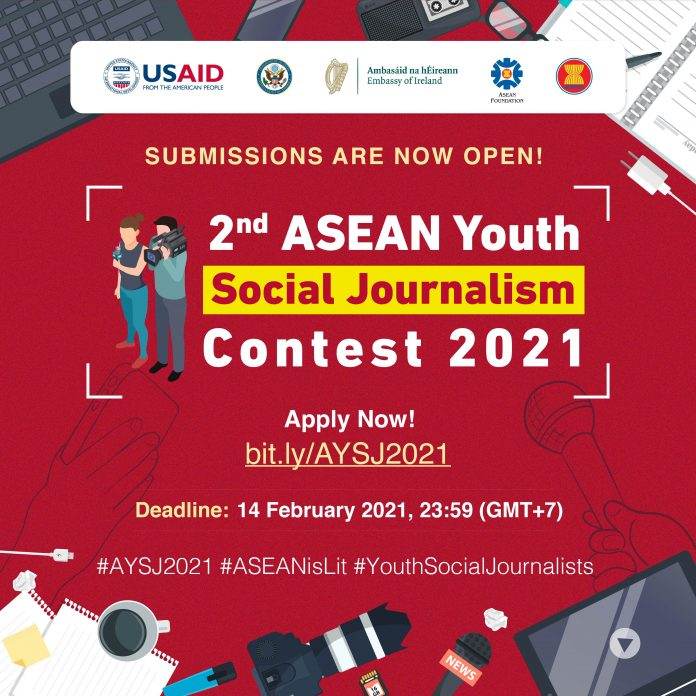 The 2nd ASEAN Youth Social Journalism Contest 2021
