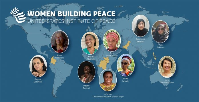U.S. Institute of Peace (USIP) U.S. Institute of Peace (USIP) 2021 Women Building Peace Award