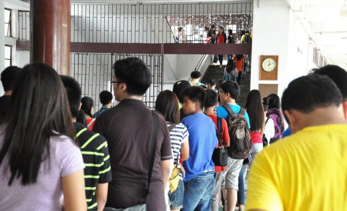 University of the Philippines First-year Students for AY 2021-2022 Application