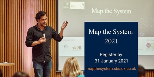 University of Oxford Saïd Business School Map the System Global Competition 2021